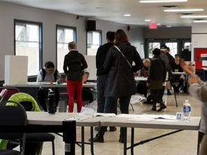 voting station, Elections Canada, Esquimalt-Saanich-Sooke, Colwood