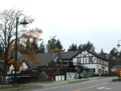 Four Mile House Restaurant, fire, October 2019