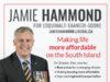 Jamie Hammond, Esquimalt-Saanich-Sooke, Liberal candidate