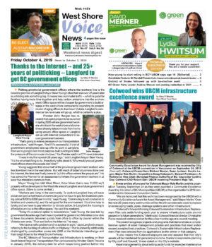West Shore Voice News