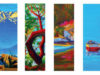 art banners, City of Colwood