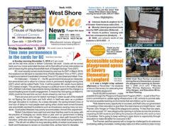 West Shore Voice News, November 2019