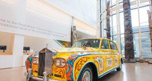 Rolls Royce, John Lennon, Royal BC Museum