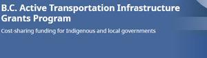 MOTI, active transportation grants