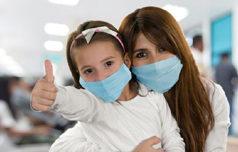 Island Health, wear mask, flu season