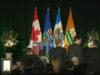 Prime Minister Justin Trudeau, Alberta Premier Jason Kenney