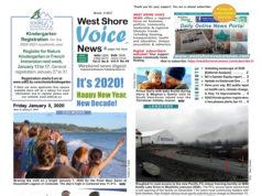 West Shore Voice News, January 3, 2020