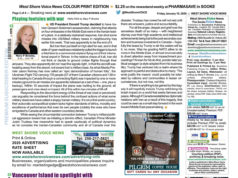 page 2, West Shore Voice News, editorials