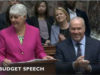 Budget 2020, Premier John Horgan, Finance Minister Carole James