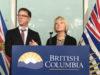 Dr Bonnie Henry, Health Minister Adrian Dix, coronavirus, January 31 2020