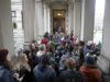 protesters, legislative building, Victoria
