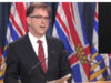 Health Minister Adrian Dix, March 28, 2020