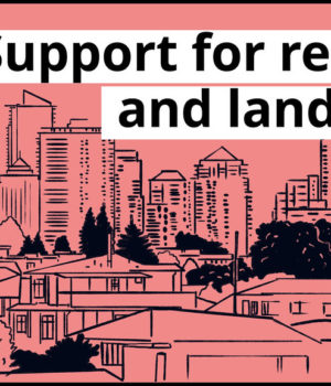 bc renters, landlords, COVID-19