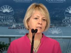 Public Health Officer Dr Bonnie Henry