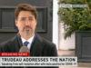 Prime Minister Justin Trudeau, COVID-19, March 17 2020