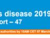 World Health Organization, Report 47