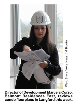 Marcela Corzo, Ledcor Developments