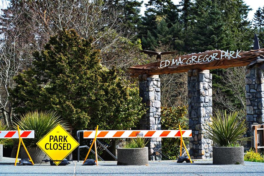 Ed Macgregor Park, Sooke