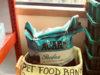 pet food donations, bin