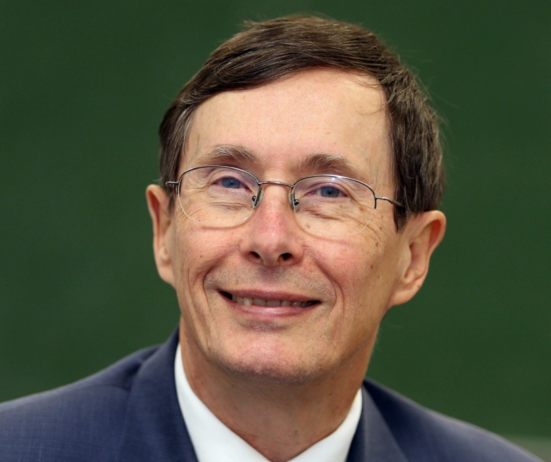 Dr Richard Stanwick, Chief Medical Officer, Island Health