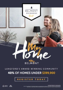 Belmont Residences East, condos, Langford