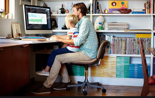 home office, home-based business