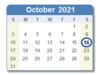 BC provincial election date, October 16 2021