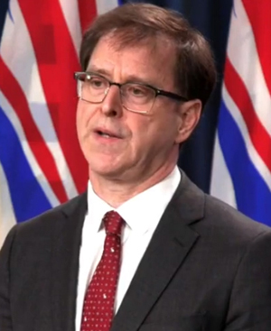 Health Minister Adrian Dix, May 7, 2020