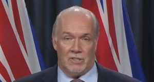 Premier John Horgan, May 13 2020