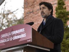 Justin Trudeau, prime minister, COVID briefing