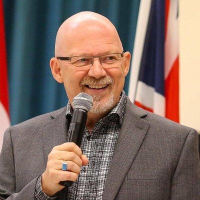 Randall Garrison, MP (Esquimalt-Saanich- Sooke)