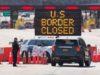border closed, Canada-USA