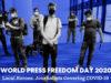journalists, COVID-19