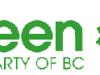 BC Green Party logo