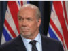 Premier John Horgan, June 25 2020