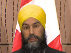 NDP Leader Jagmeet Singh, June 17 2020