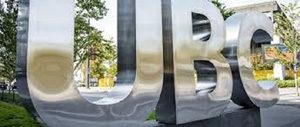UBC, campus, signage