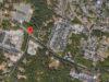 Latoria Road and Klahanie Drive, Langford, map