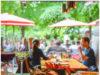 chairs, restaurants, COVID
