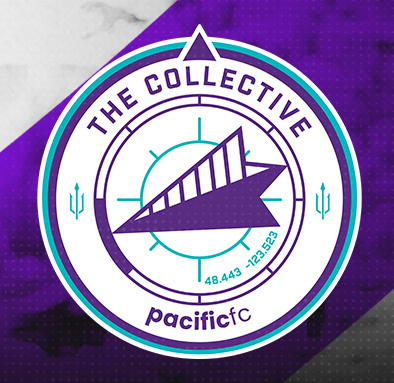 The Collective, CPL, Pacific FC, logo