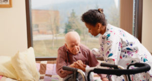 elderly, long term care