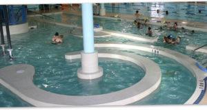 swimming pool, JDF Rec, Colwood