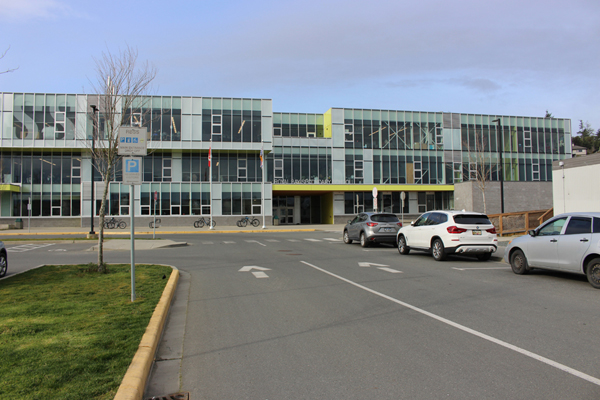 Royal Bay Secondary School, Colwood, SD62