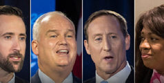 Conservative leadership candidates