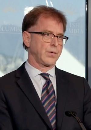 Health Minister Adrian Dix, August 17 2020