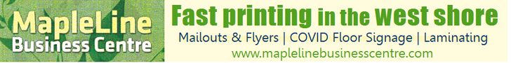 MapleLine Business Centre, printing, west shore