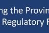 health professions, regulatory body