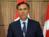 Bill Morneau, resigns