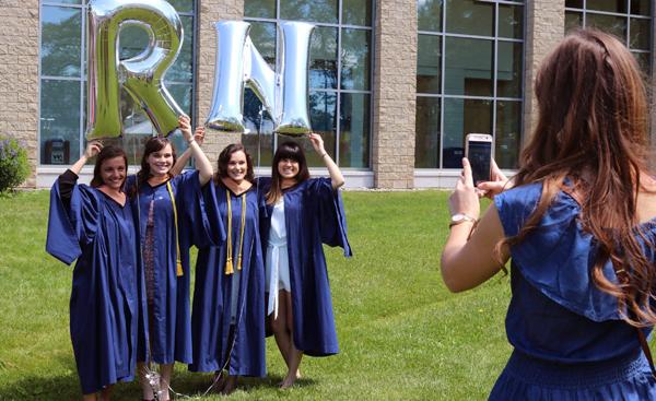 nursing graduates, RN