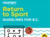 return to sport, phase 3, bc